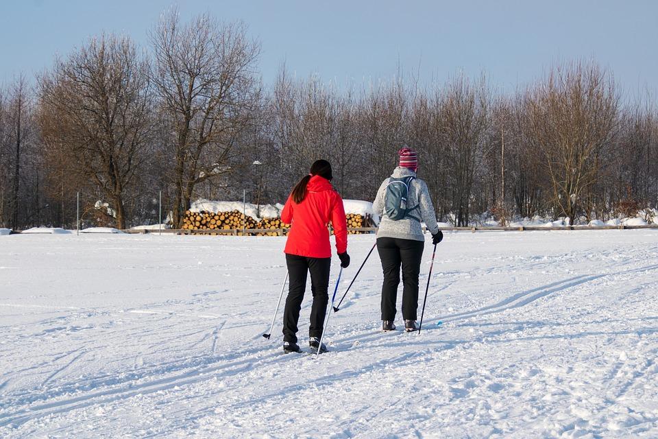 Из-за «Саратовской лыжни» ог…