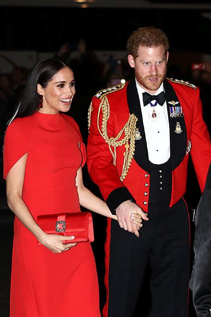 Меган Маркл и принц Гарри дали редкое совместное интервью и рассказали о расизме и сыне Арчи Монархии