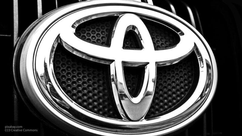 Бюджетную копию Toyota Rush привезли к дилерам
