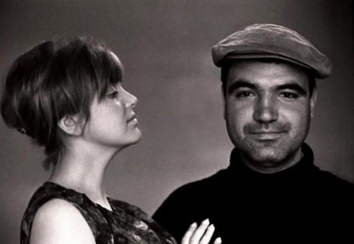 Инна Гулая и Геннадий Шпаликов | Фото: retrospectra.ru