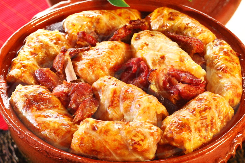 Голубцы по-румынски: в 3 раза вкуснее наших. Записывайте рецепт