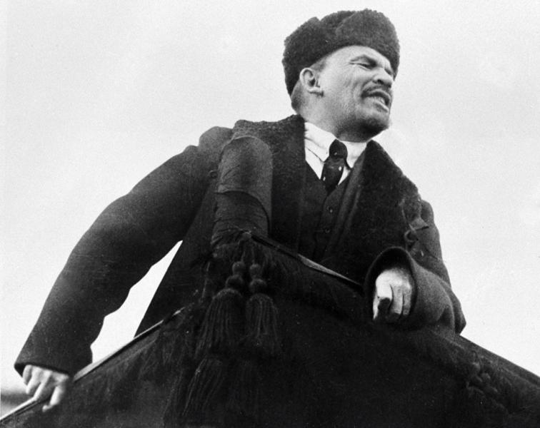 Ленин как мерило вещей – и в…