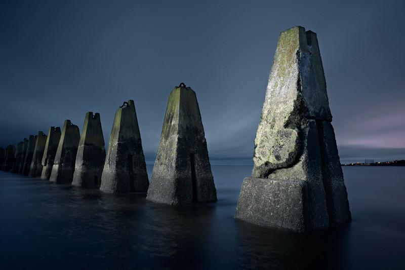 Препятствия для защиты от подводных лодок, Шотландия. война, история, факты