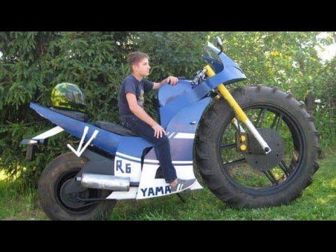 Абсолютные крейзи мотоциклы