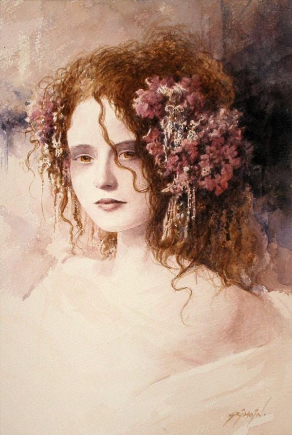 Жиль Гримуэн картины