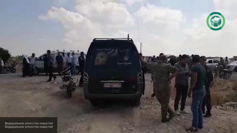 Массовый митинг против произвола курдских террористов прошел в Ракке