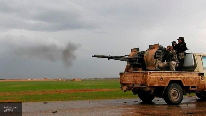 Крупное наступление боевиков в Даръа: стремительный удар ИГ попал на видео