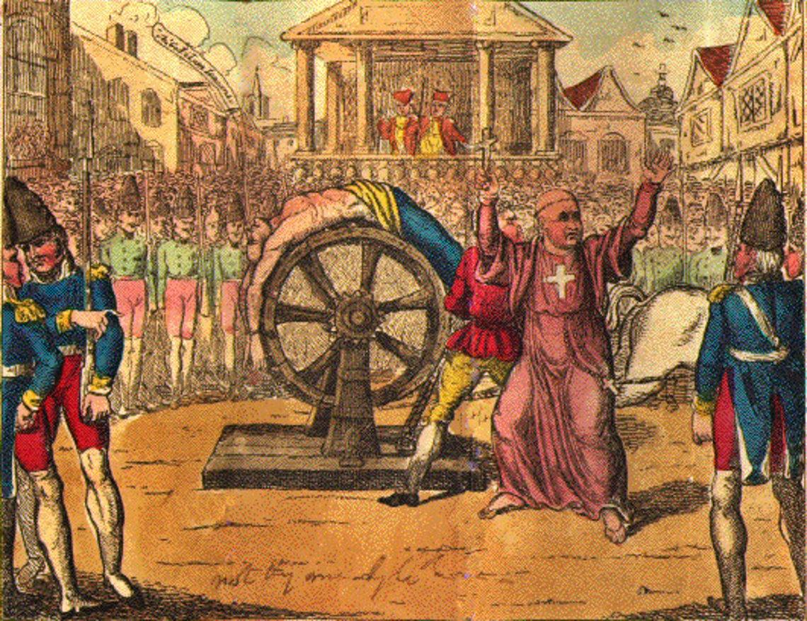 А судьи кто? Самые жуткие и нелепые уголовные дела из истории Средневековой Европы