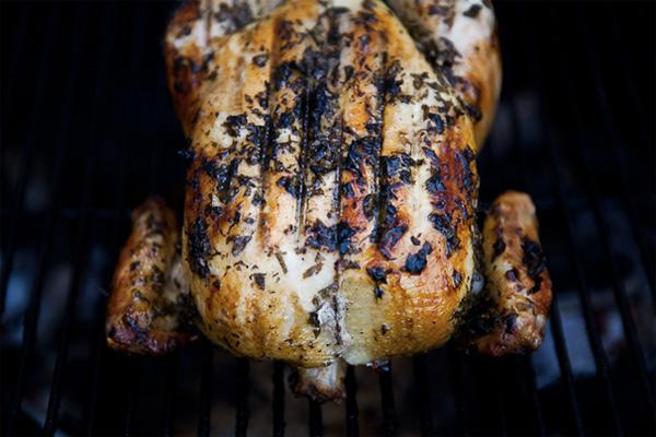 Правила приготовления курицы на гриле