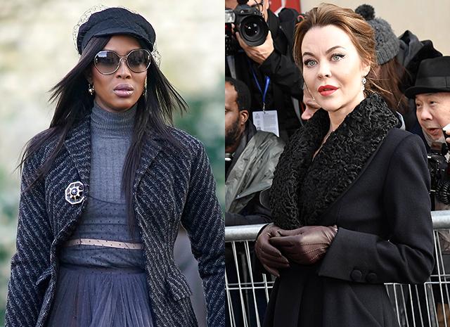 Ох, уж этот Dior — 10 звезд, чей образ запомнился на показе в Париже