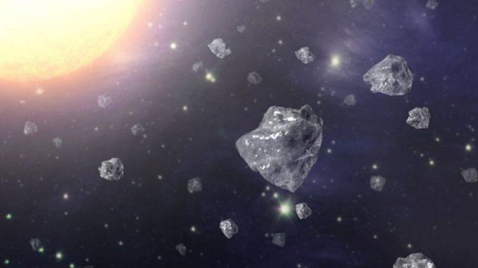Любопытно об алмазах