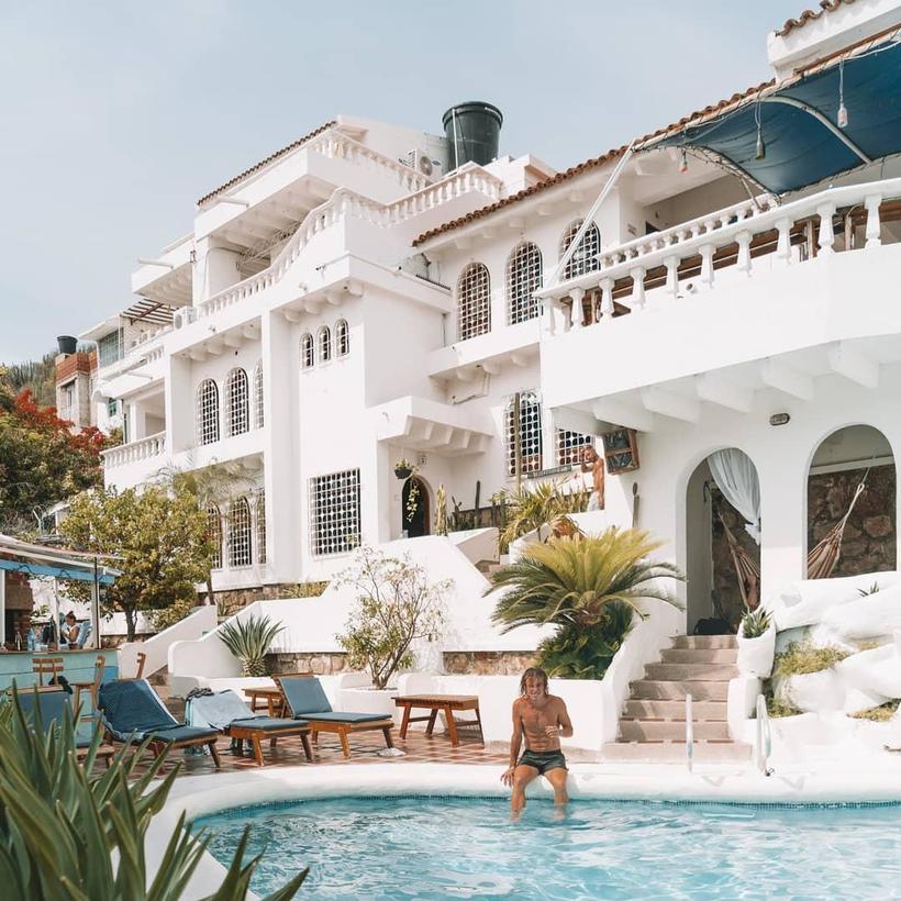 10 невероятно стильных хостелов, которые станут украшением любого Instagram архитектура,Путешествия,фото