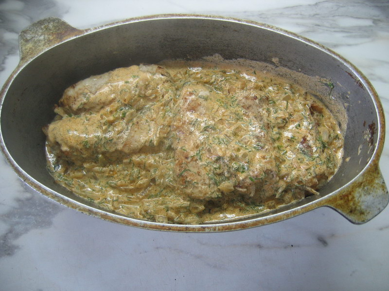 Рецепт закарпатских «Цибулячек». Сытно, вкусно и маринованный лук остаётся хрустящим