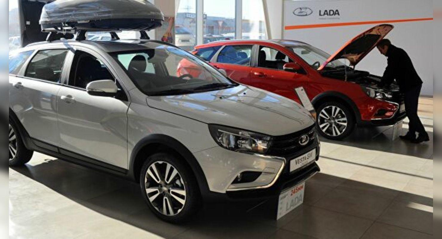 Продажи автомобилей «АвтоВАЗа» в 2020 году снизились на 5% Автомобили