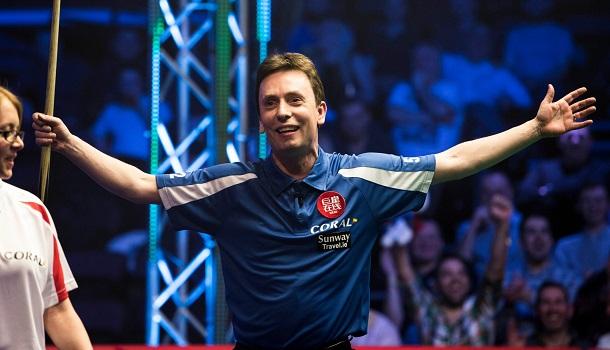 Видео второго дня Snooker Sh…