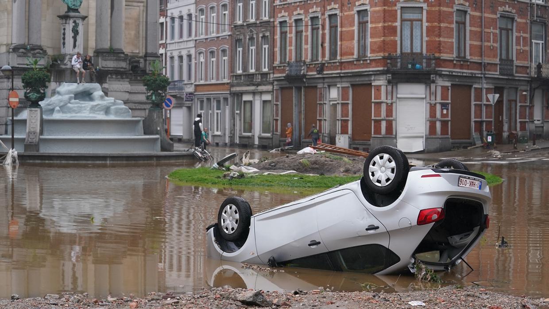 Эфир: Причины наводнений, ураганов и пожаров обсуждают в пресс-центре «Патриот» Общество