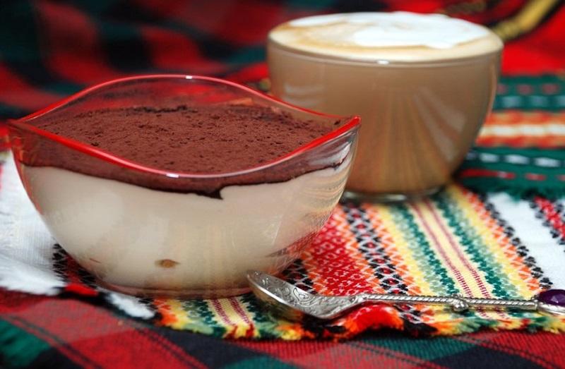 Классический тирамису: шикарный десерт своими руками