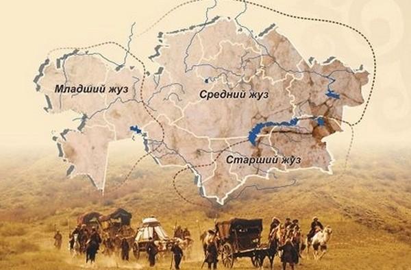 Киргиз-Кайсацкая Большая Орда вступила в подданство России