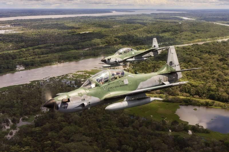 Бразильский Ил-2. Лёгкий тур…