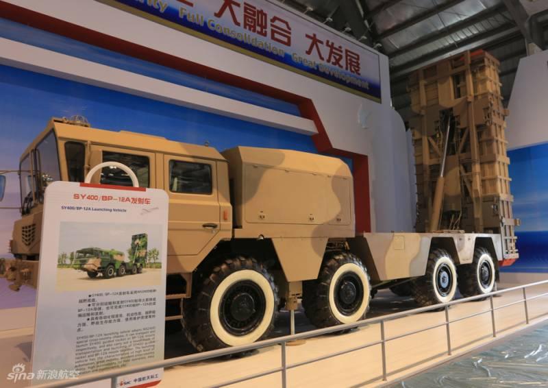 Китайский конкурент «Искандера»: модульный ракетный комплекс SY400/BP-12A