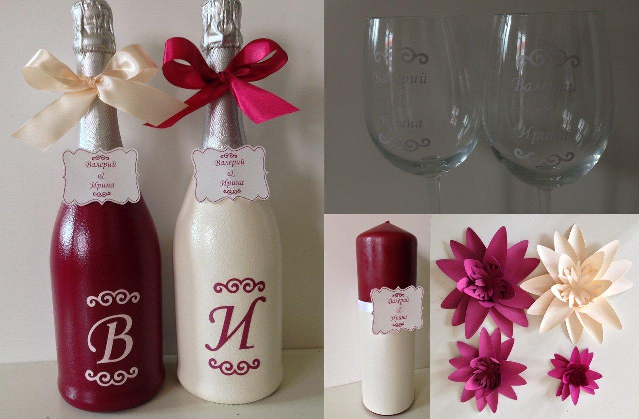 Чем красить бутылок своими руками