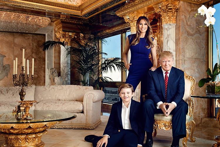 Дом, который построил Дональд Трамп