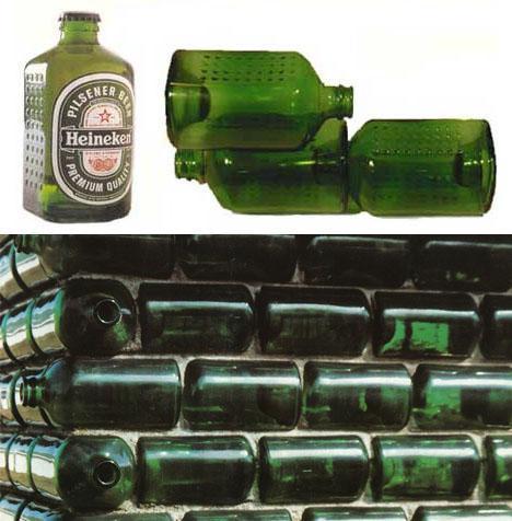 Бутылка-кирпич