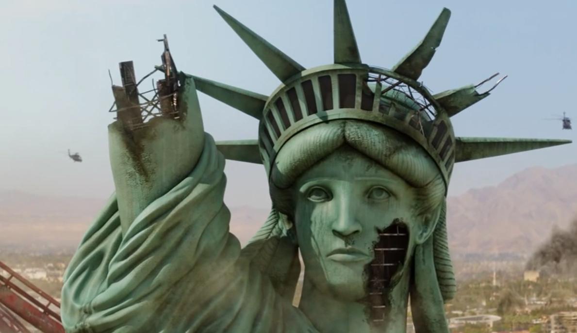 Самая страшная катастрофа США