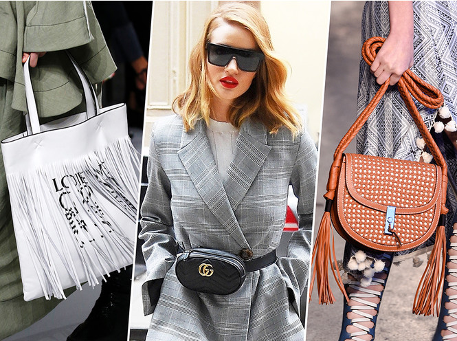 10 самых модных сумок этой весны (и лета тоже)