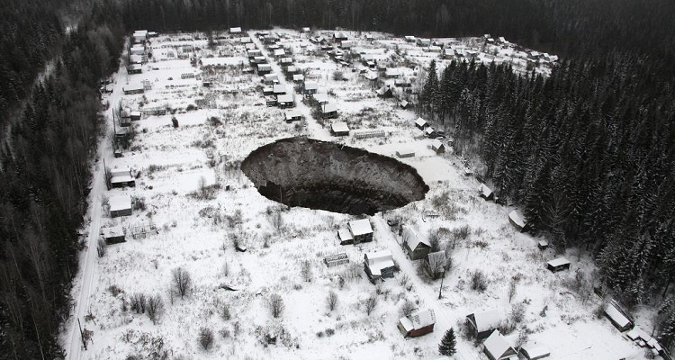 Россия в зоне растяжения