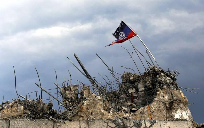 Понимание ситуации на Донбас…