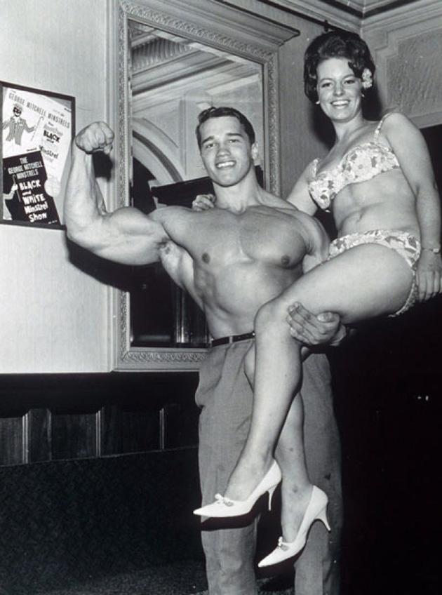 Почему мужику важно быть физически сильным