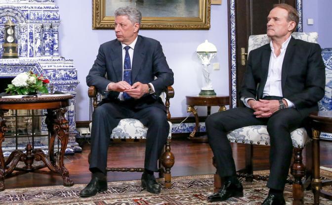 Украина захотела видеть премьером «человека Кремля»