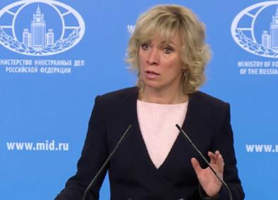 Мария Захарова сравнила заявление Госдепа о Крыме с лекцией «Сны и сновидения»
