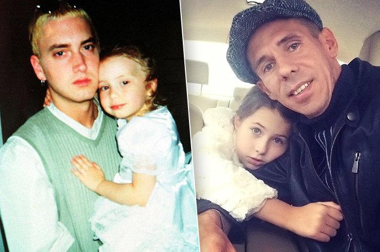 Дети звездных родителей, оставшиеся после развода с отцами