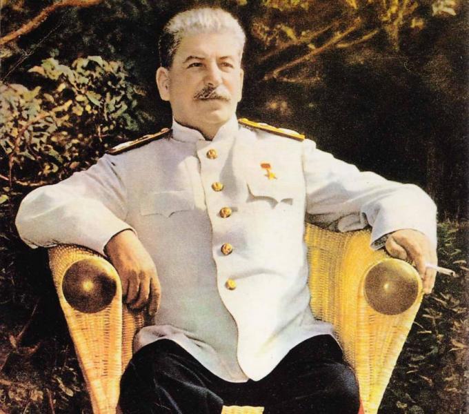 Семьдесят лет и три шутки товарища Сталина