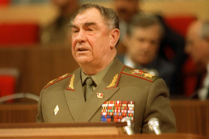 Маршал Советского Союза Дмитрий Язов: Никакого путча не было. Мы пытались спасти страну