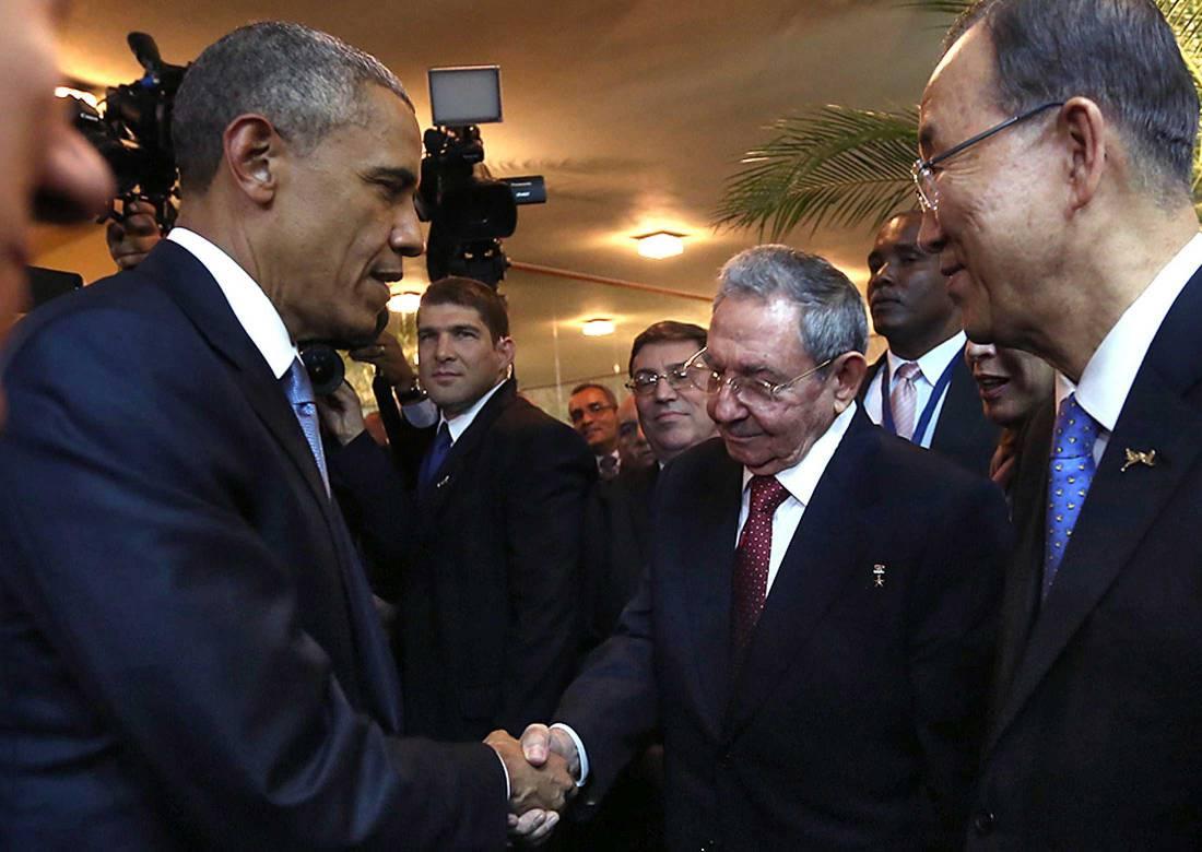 Обама Латинской Америке и миру: Дайте Трампу время, не предполагайте худшего