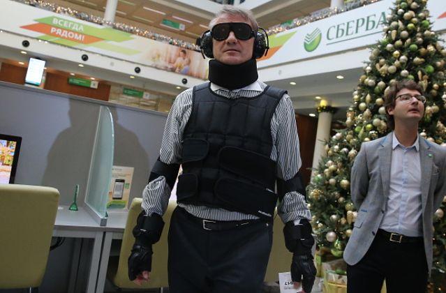 Герман Греф под видом инвалида попытался получить кредит на 100 тыс. рублей