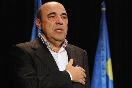Депутат Рабинович связал отставку Саакашвили с дефицитом кокаина