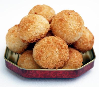 Печенье с кокосом рецепт с фото