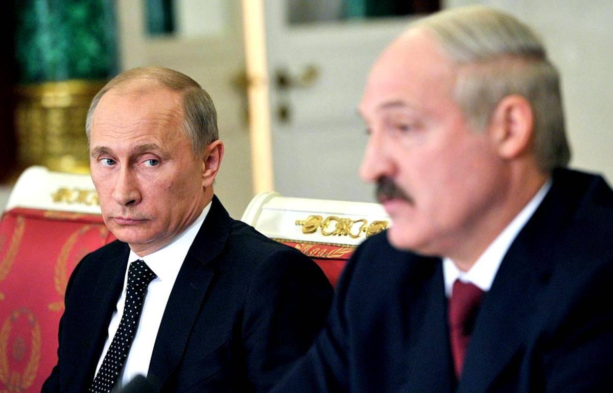 Беларусь нанесет по России куда более болезненный удар, чем Украина Белоруссия,Лукашенко,Политика,Украина,Путин,Россия