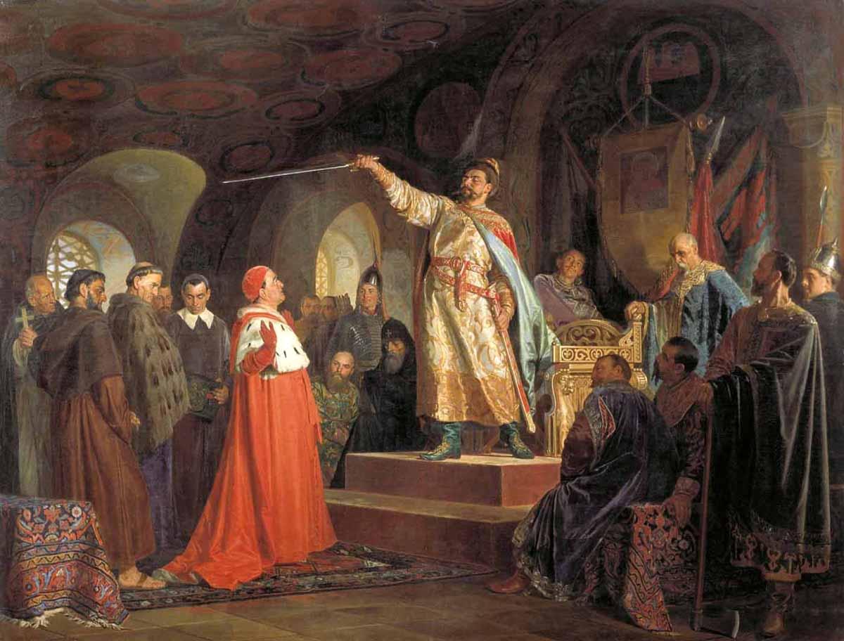 Поход Романа Мстиславича 1205 года: в Саксонию или в Польшу?