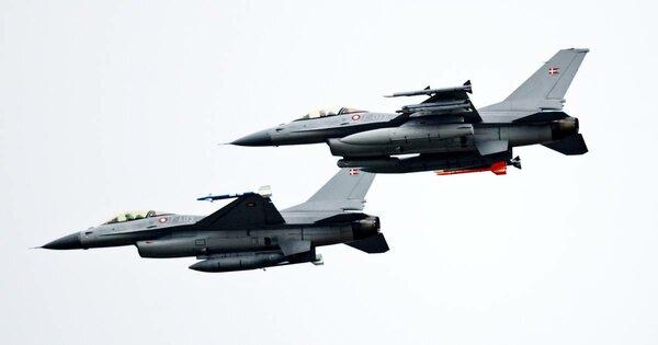 Дания открыто угрожает России своими ВВС новости,события