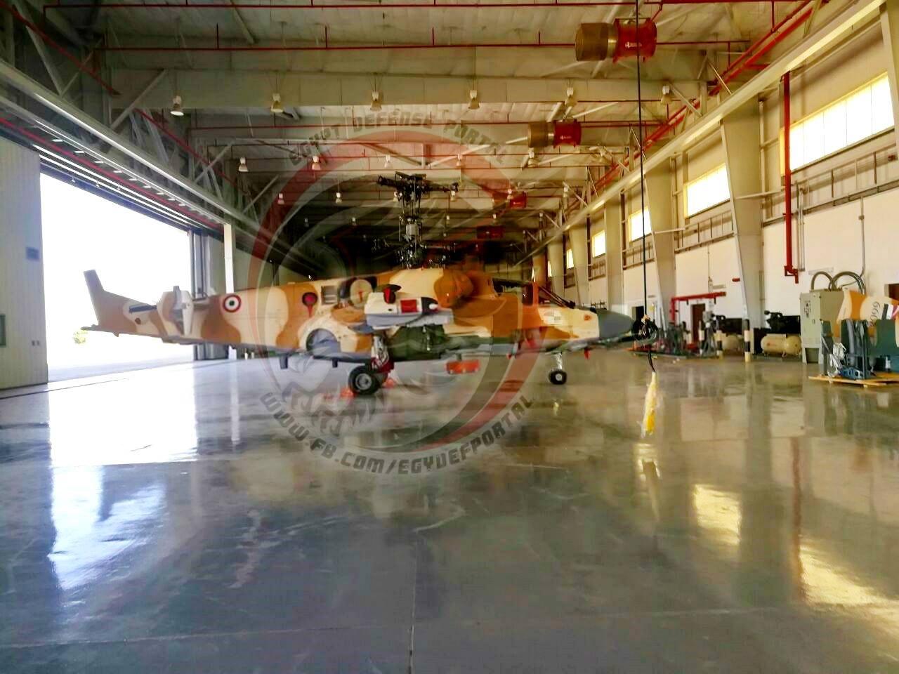 Египет получил в общей сложности уже четыре вертолета Ка-52