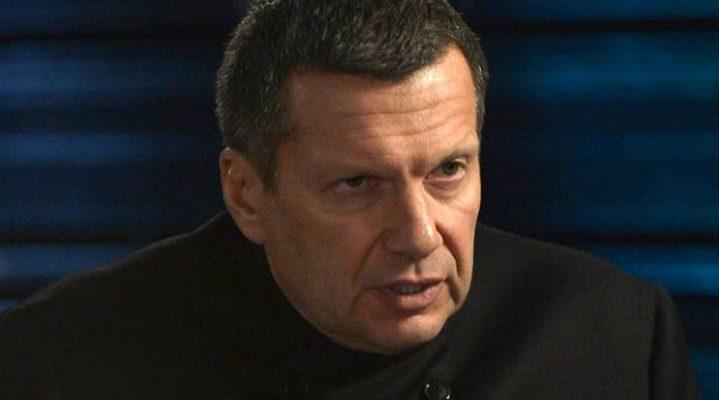 Соловьев поспорил с американцем Злобиным о вероятности военного конфликта между РФ и США новости,события, политика