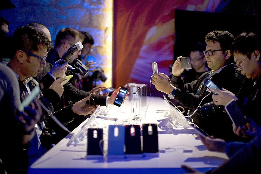 В Барселоне открылся Всемирный мобильный конгресс
