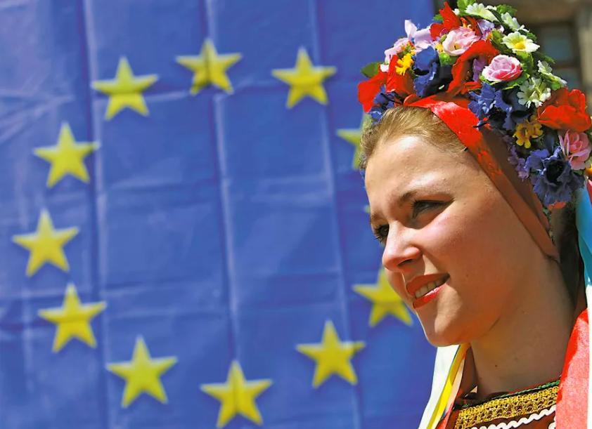 Украина пообещала Европе помочь с водородным топливом