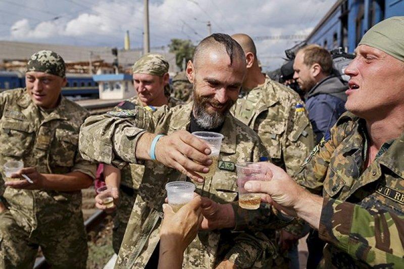 На Украине хотят американизировать армию