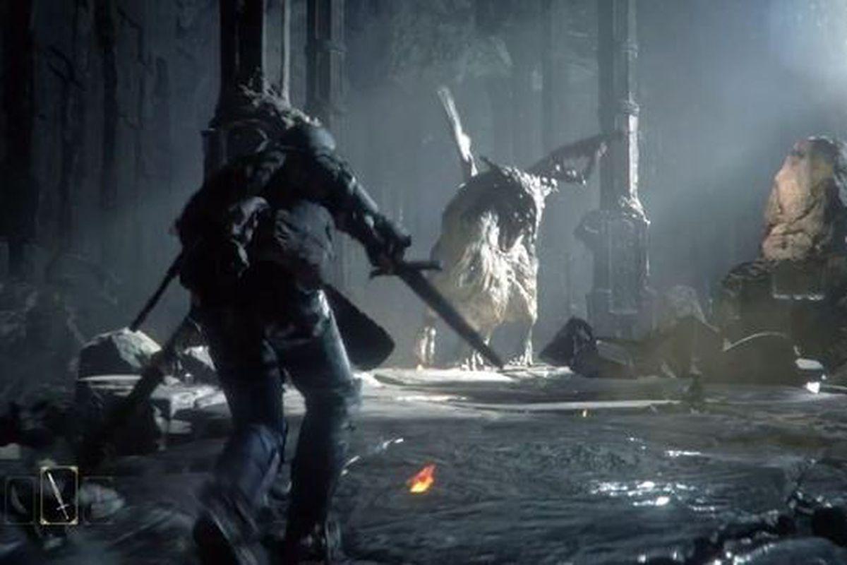 Capcom до сих пор надеется реанимировать Deep Down — невышедший эксклюзив для PS4 deep down,ps,Игровые новости,Игры